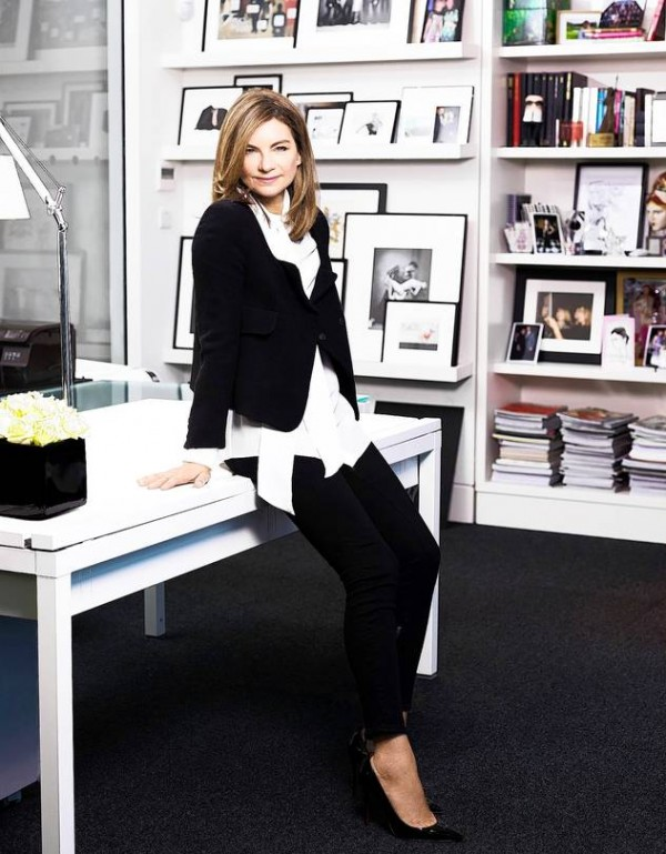 Natalie Massenet Net-a-Porter Photo: Courtesy of WSJ