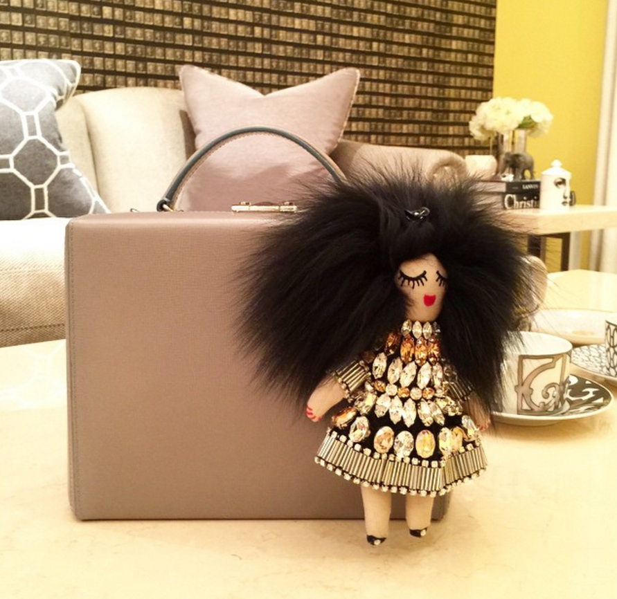 See the Covetable Tchitchi Doll Come Together