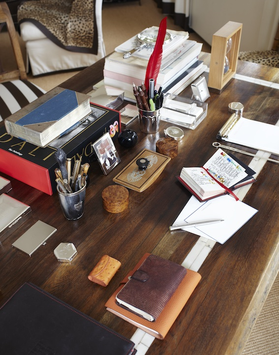 Carolina Herrera Desk Essentials