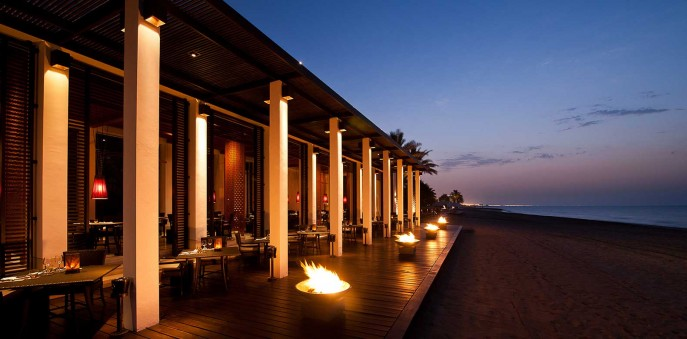 The Beach Chedi Muscat Oman