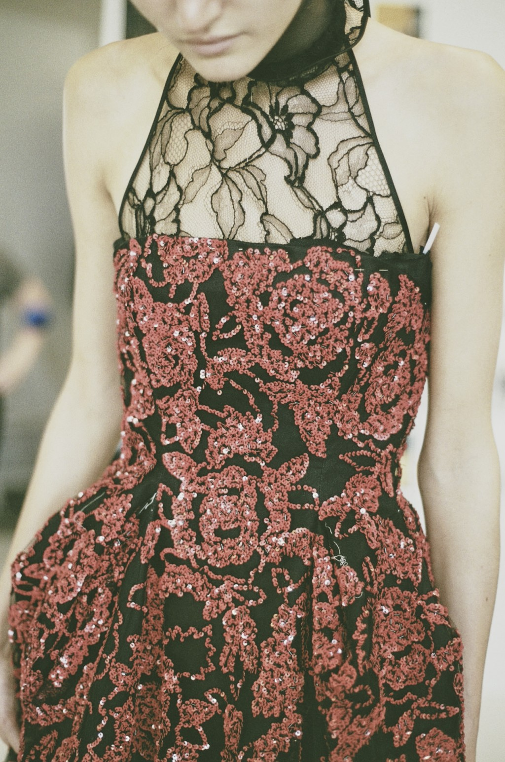 These Oscar de la Renta Backstage Images Will Take Your Breath Away