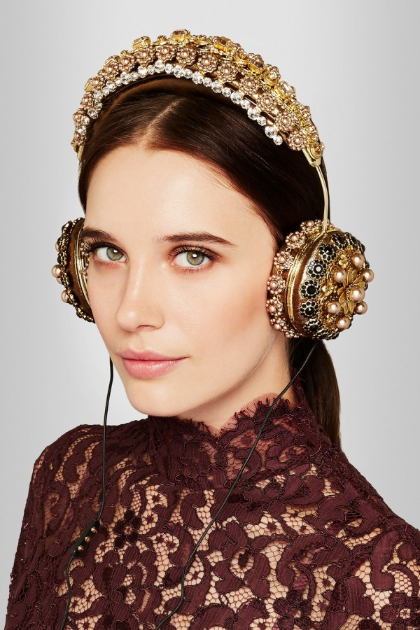 Music Headphones Dolce & Gabbana