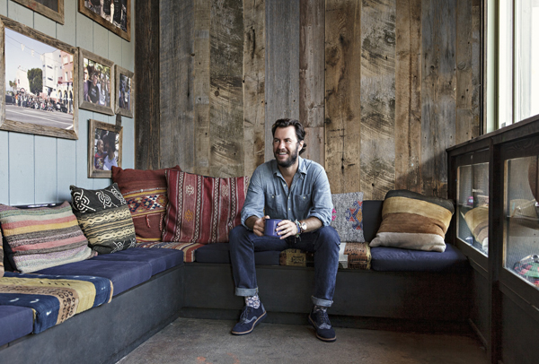 Interview with Blake Mycoskie: Founder and Chief Shoe Giver of Toms