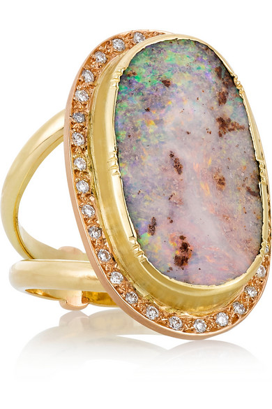 Treat Yourself: October Birthday Girls Deserve These Gorgeous Opal Treats