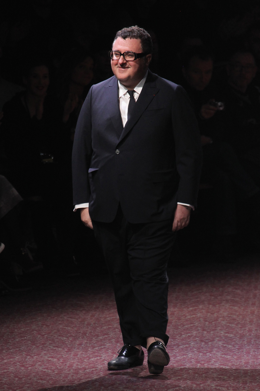 Lanvin: Paris Fashion Week Menswear F/W 2011