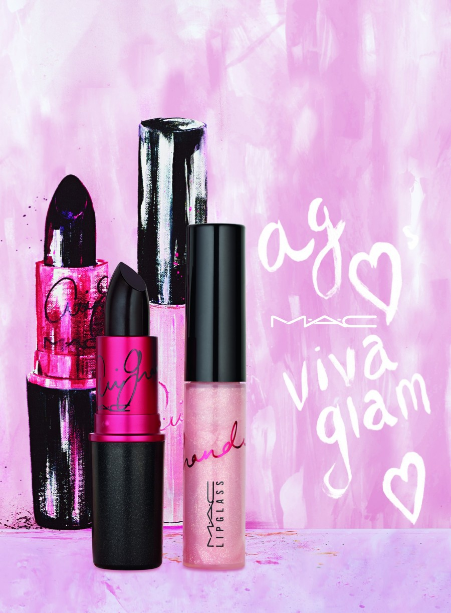 Ariana Grande MAC Viva Glam Collection