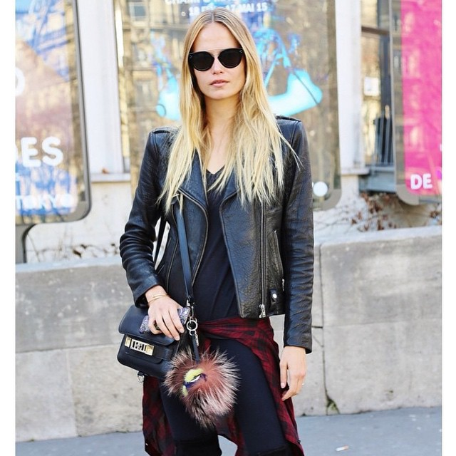 #LeatherWeather: 15 Pieces That Emulate Model-Off-Duty Style
