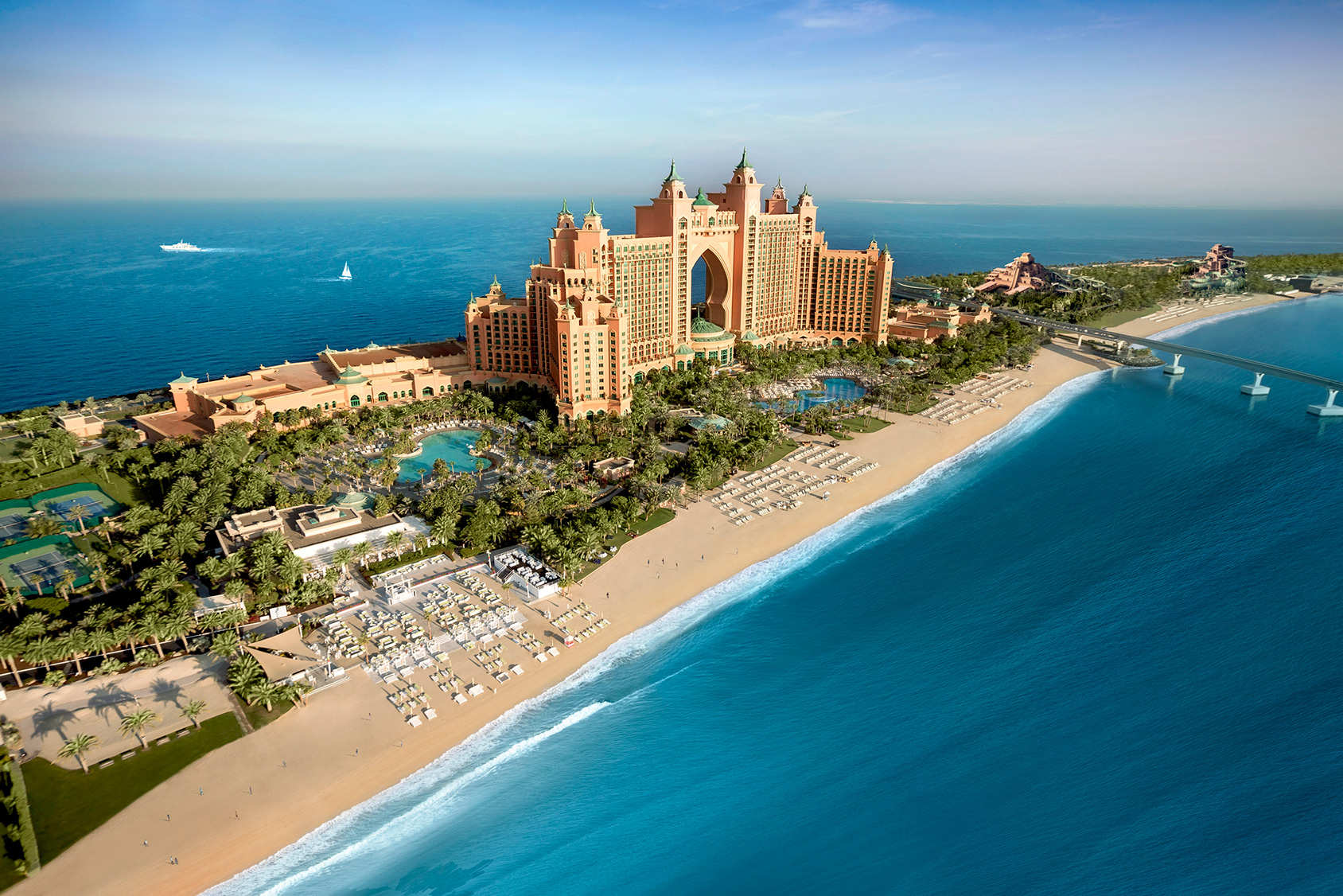 Atlantis The Palm where to get married in the middle east