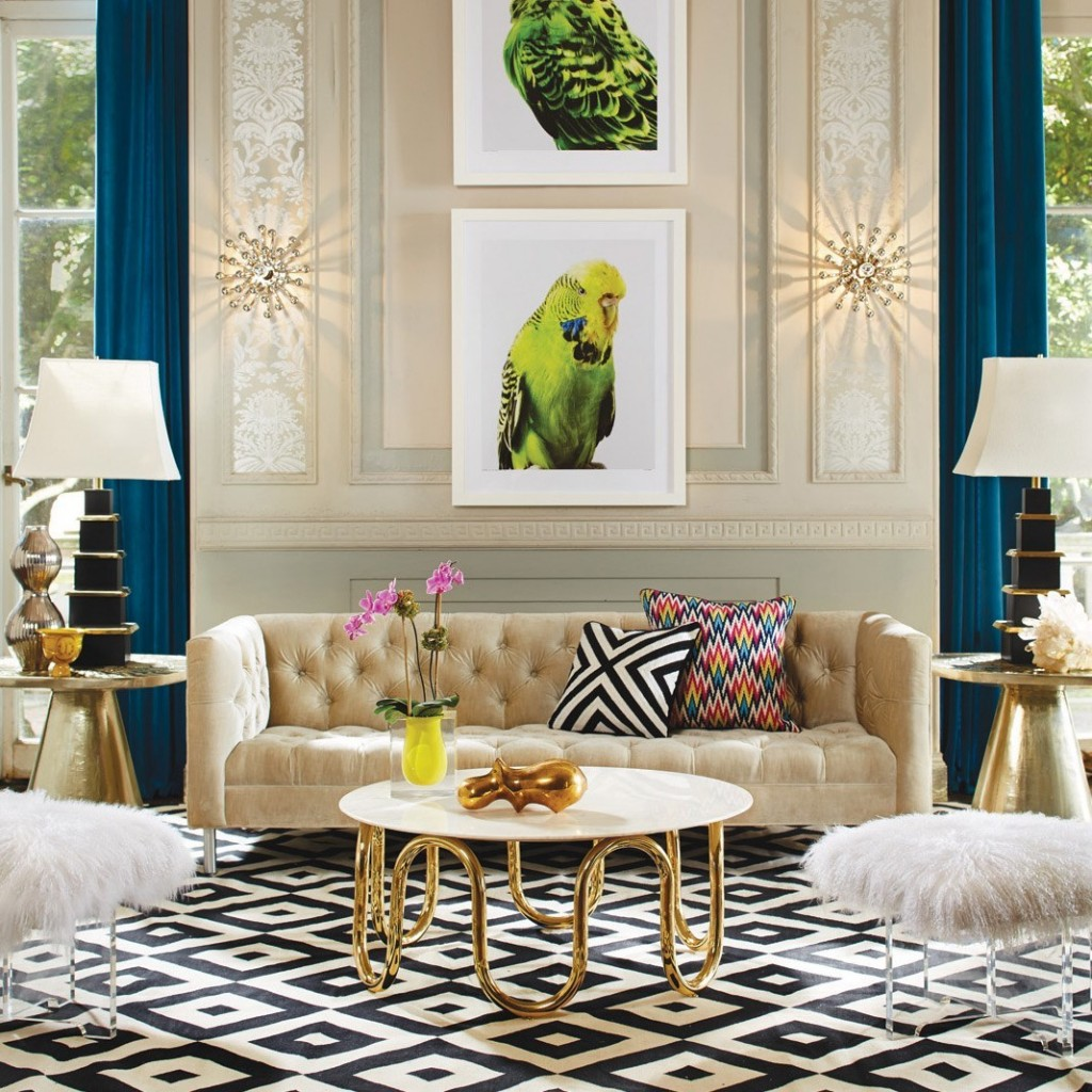 Jonathan Adler Thinks You Should Blow Your Budget on The Right Rug