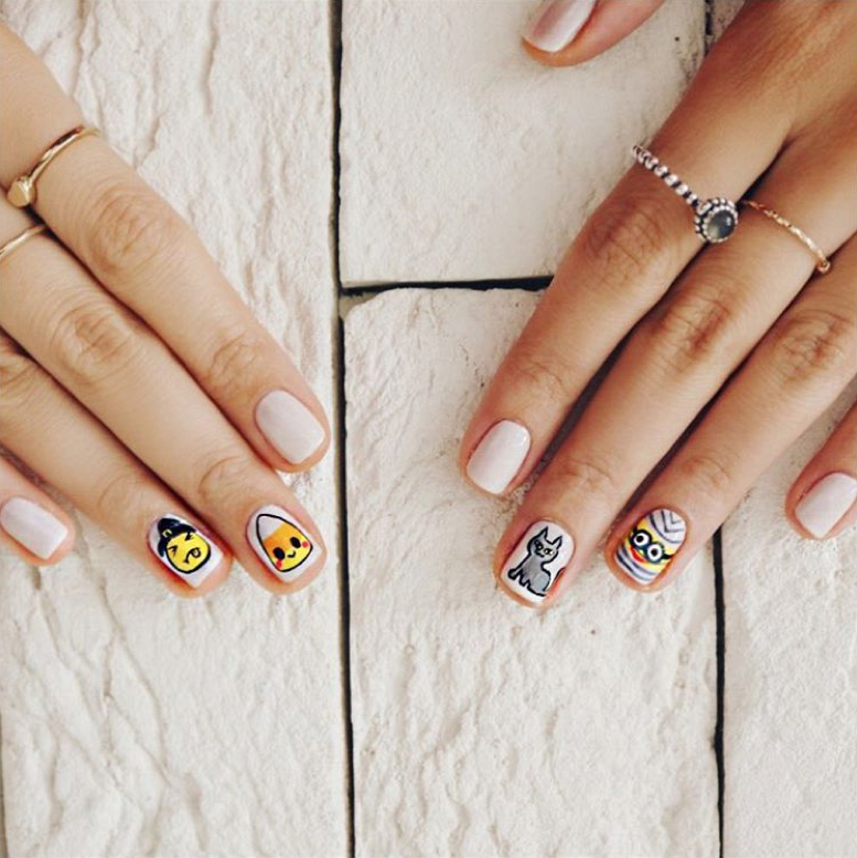 Best Nail Art Salons In Los Angeles: The Best Salons In Dubai For Nail Art