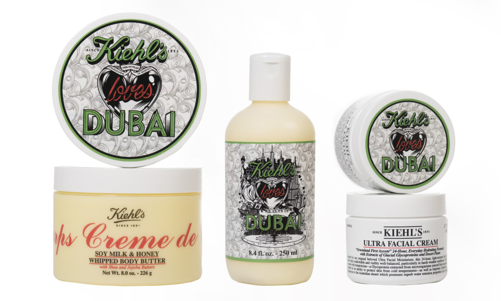 Kiehl's Releases Limited-Edition Products In Honor of Dubai