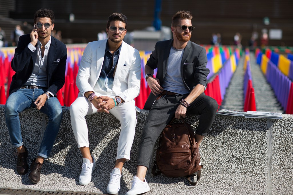 What Men Really Think about Your Culottes, Turtleneck Tops, and Overalls