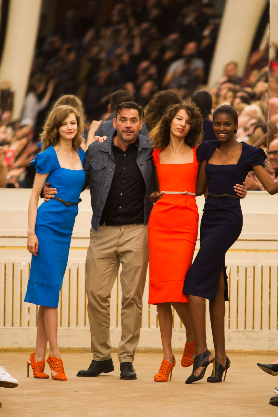 Roland Mouret Sets His Sights on Dubai