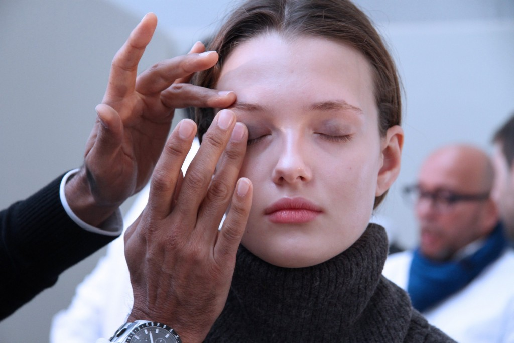 Ever Wondered What Happens Backstage at Fashion Week?