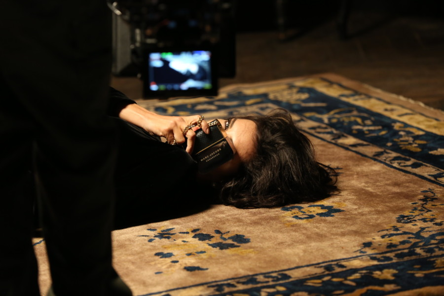 Adriana Lima Marc Jacobs Decadence Behind The Scenes 1