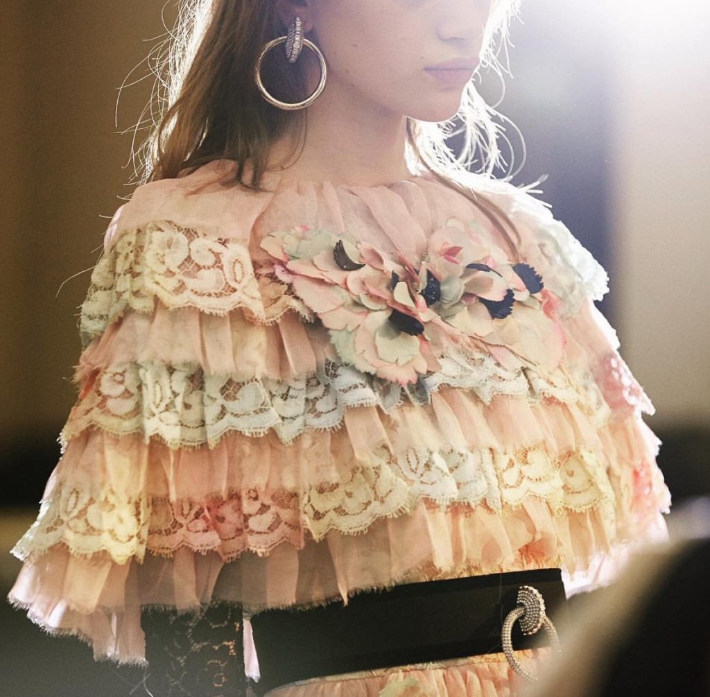 The Best Instagram Moments from Chanel's Métiers d'Art Show in Rome