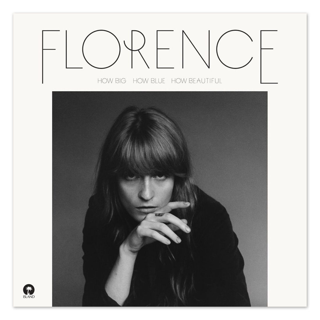 Florence and the Machines album cover