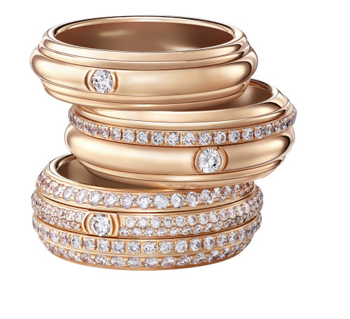 Ring in the New Year with Piaget's 'Possession' Collection