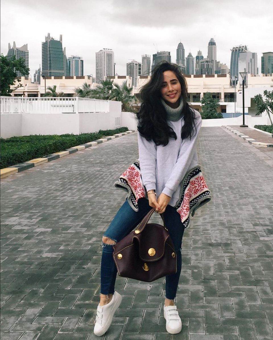 The Best Holiday Looks from Fouz Al Fahad, Ola Farahat, and More