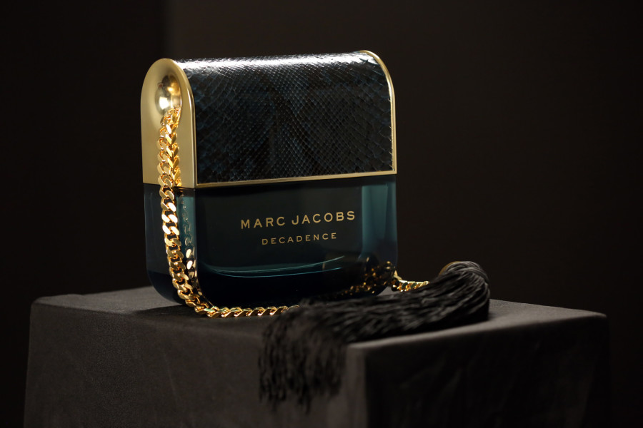 Marc Jacobs Decadence Behind The Scenes