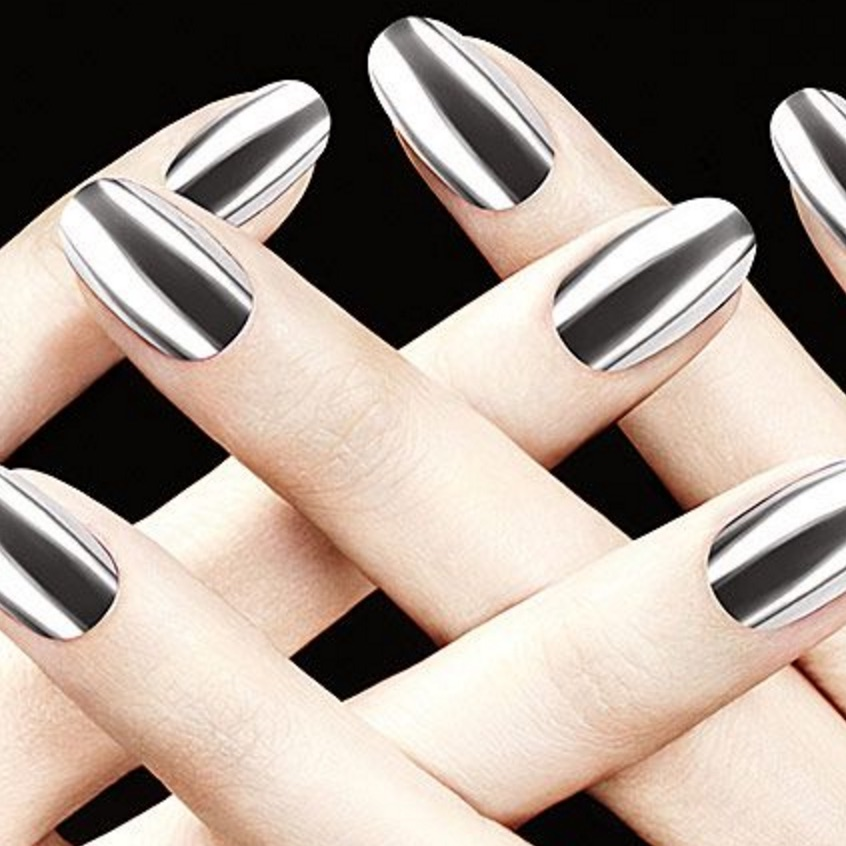 The 15 Best Metallic Nail Polishes