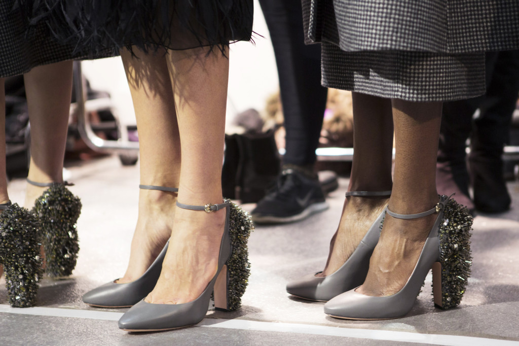 Sexy Back — Embellishment Leads Fall's Footwear Trends