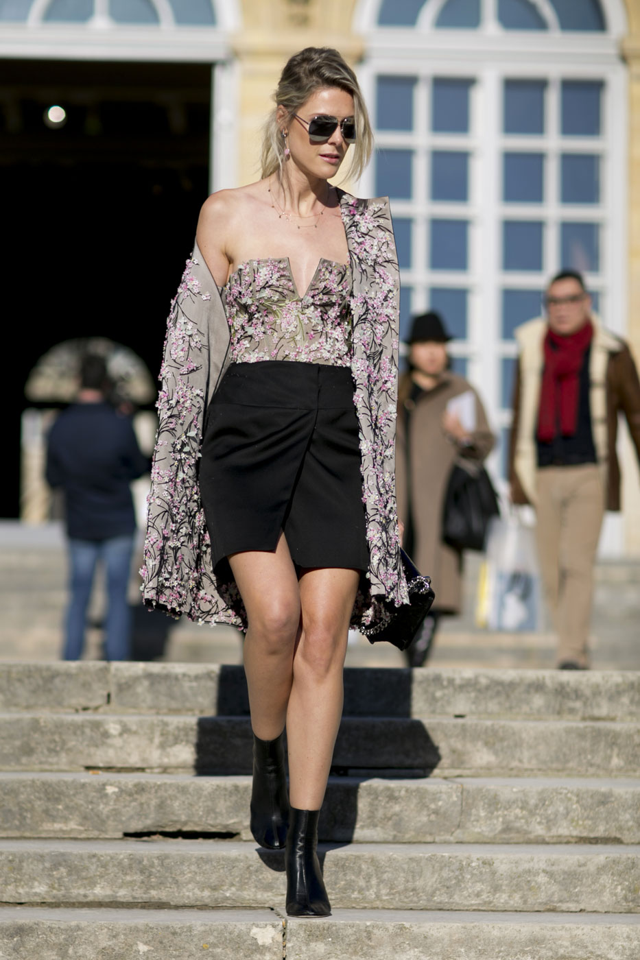 The Best Street Style Looks from Spring 2016 Paris Haute Couture