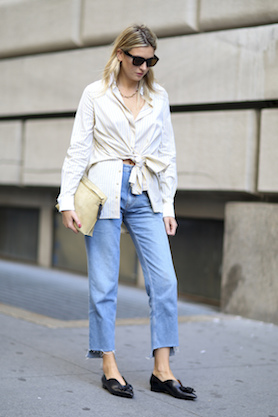 Mom Jeans Get an Upgrade – See How the Fashion Girls Are Wearing Them