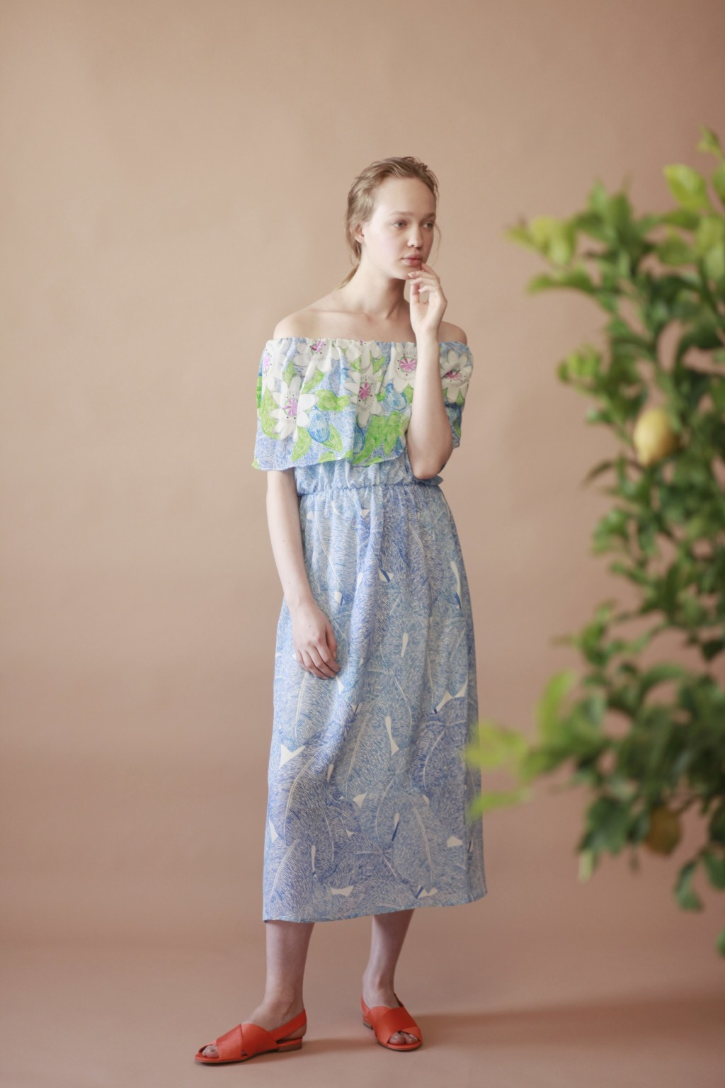 Dina Khalifé Welcomes Spring with a Bright, Refreshing Collection