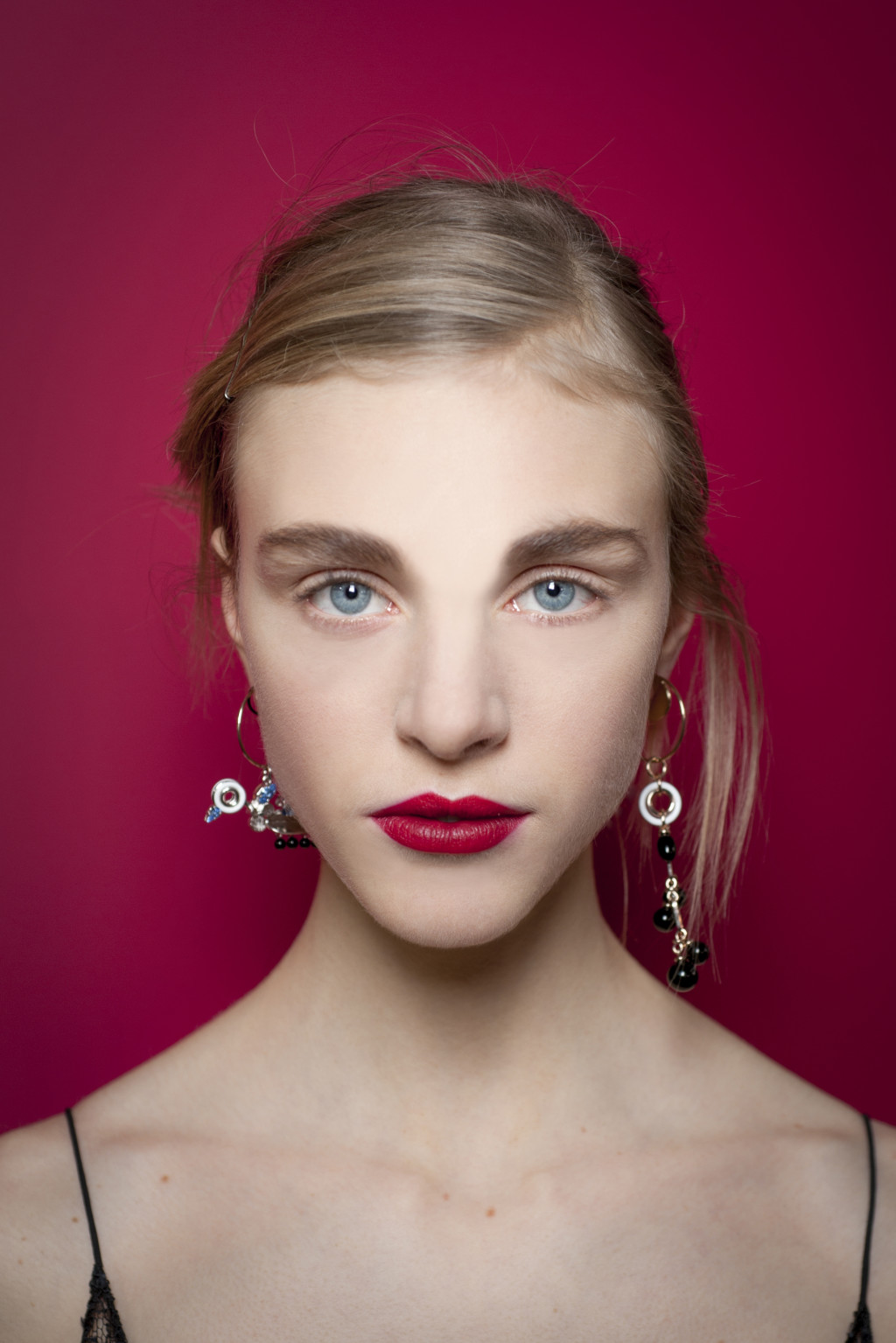 How to Get Dior's Dreamy Couture Beauty Look
