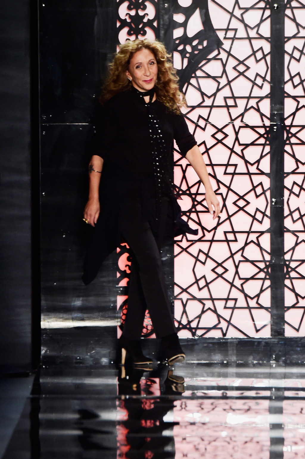 Reem Acra Talks to Savoir Flair about Her Role on 'Fashion Star'