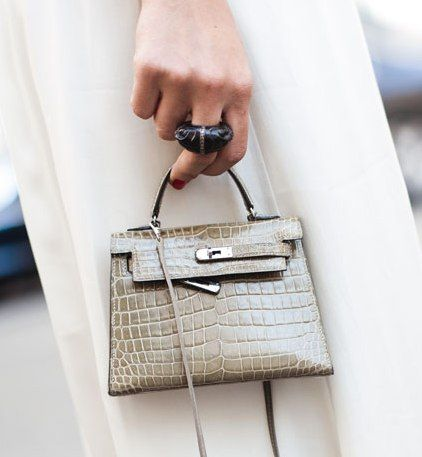 Your New Style Obsession Has Landed: Say Hello to the Micro Bag
