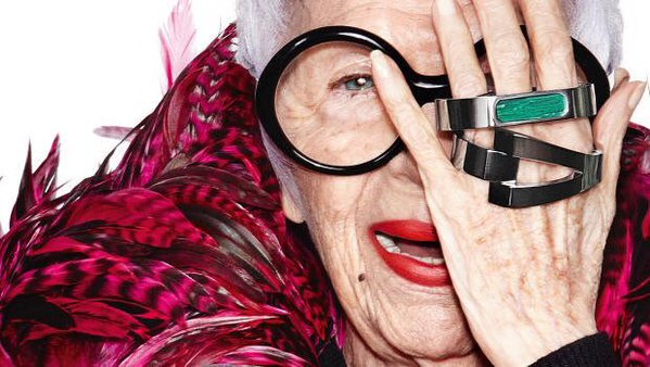 Style Legend Iris Apfel Has Launched Really Cool Tech Bracelets