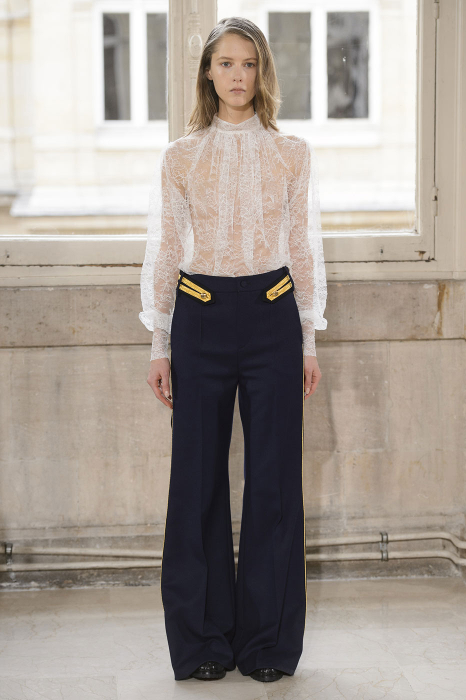 Bouchra Jarrar's Impeccably Tailored Spring 2016 Couture Collection