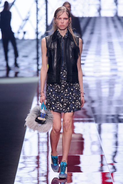 Milan Fashion Week Coverage: Just Cavalli Fall 2015 Collection