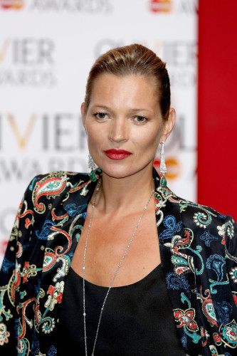 Kate Moss Beauty 2014