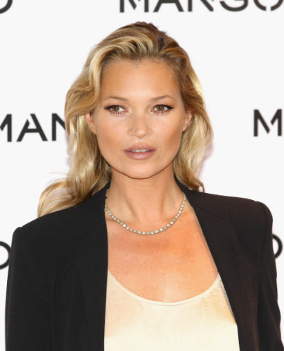 Kate Moss Beauty 2012