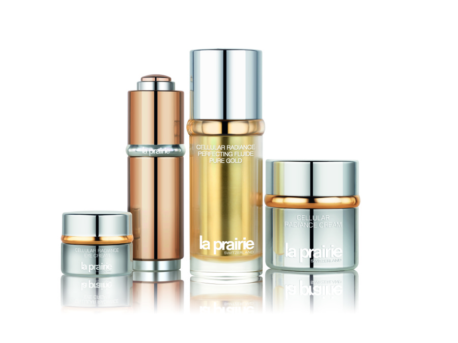 La Prairie Cellular Radiance Perfecting Fluide Pure Gold Collection