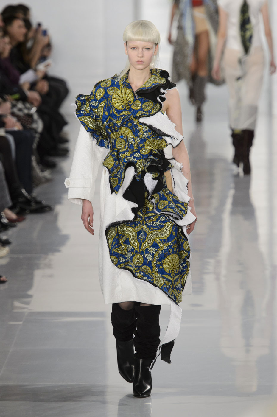 Maison Margiela Embraces Absurdism for Spring 2016 Couture