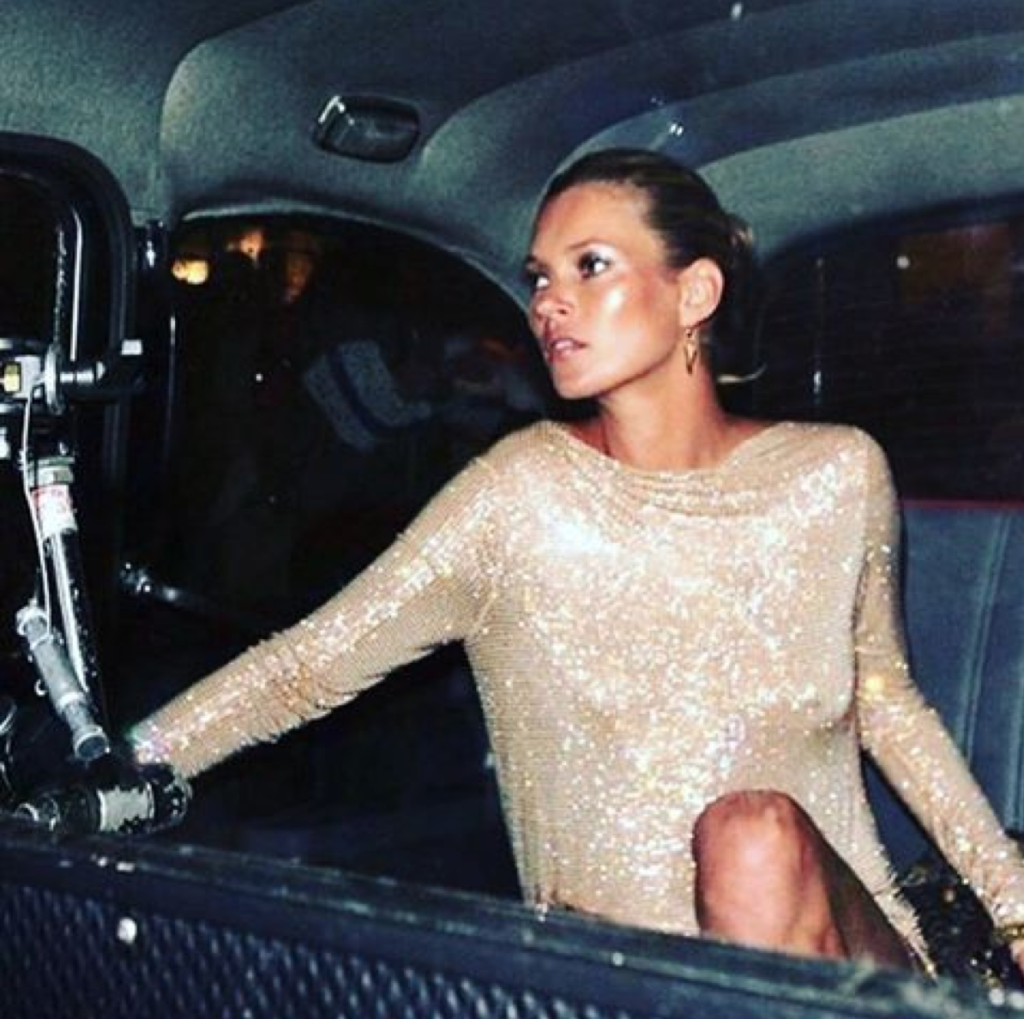 To Post or Not to Post? Instagram Considerations Courtesy of Kate Moss
