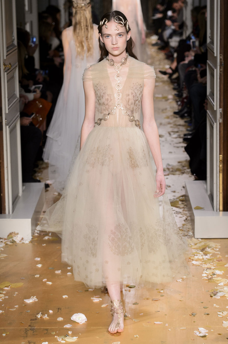 Valentino Crosses Cultural Lines for Spring 2016 Couture