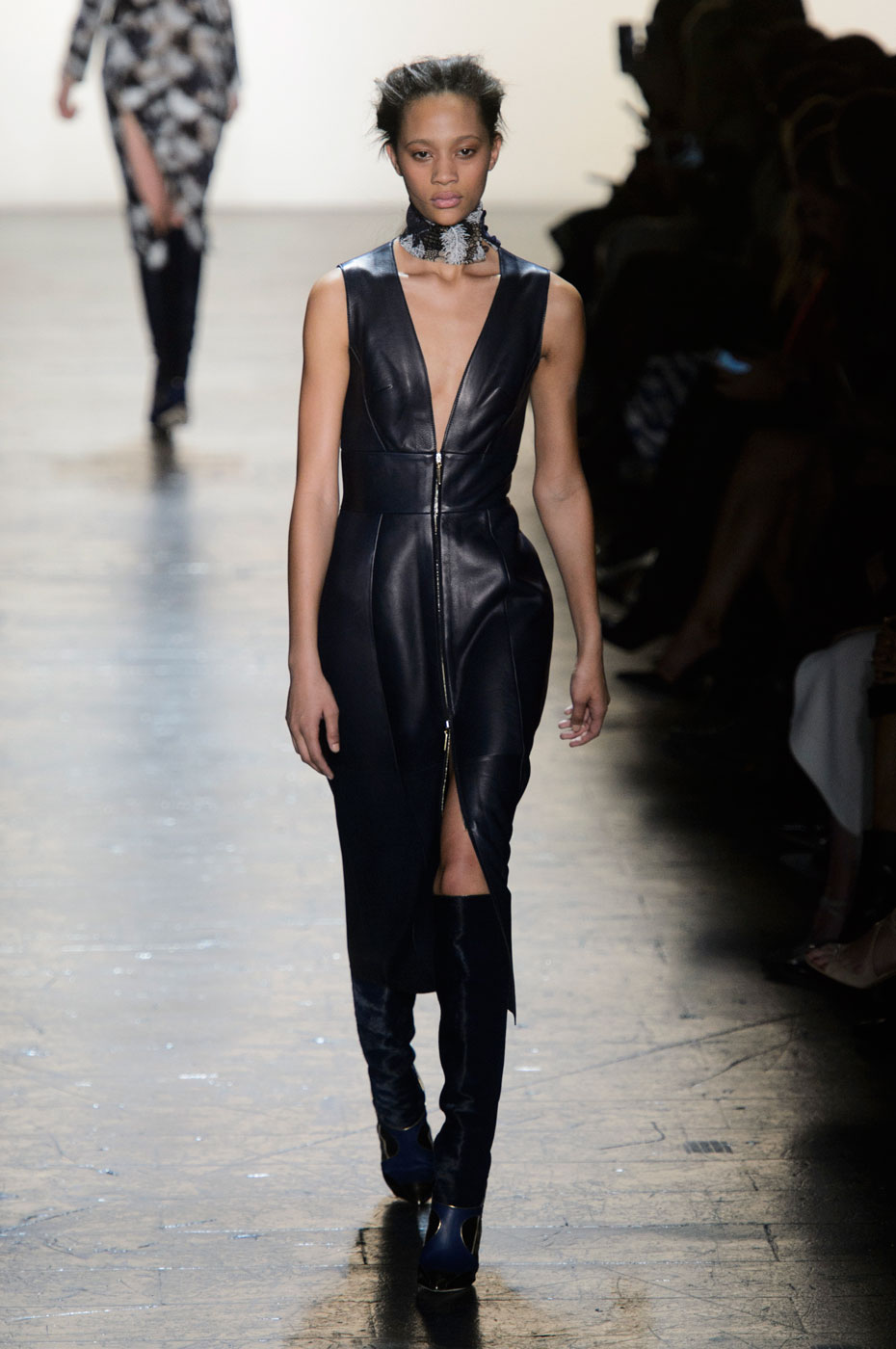 Prabal Gurung Looks into the Woods for Fall/Winter 2016