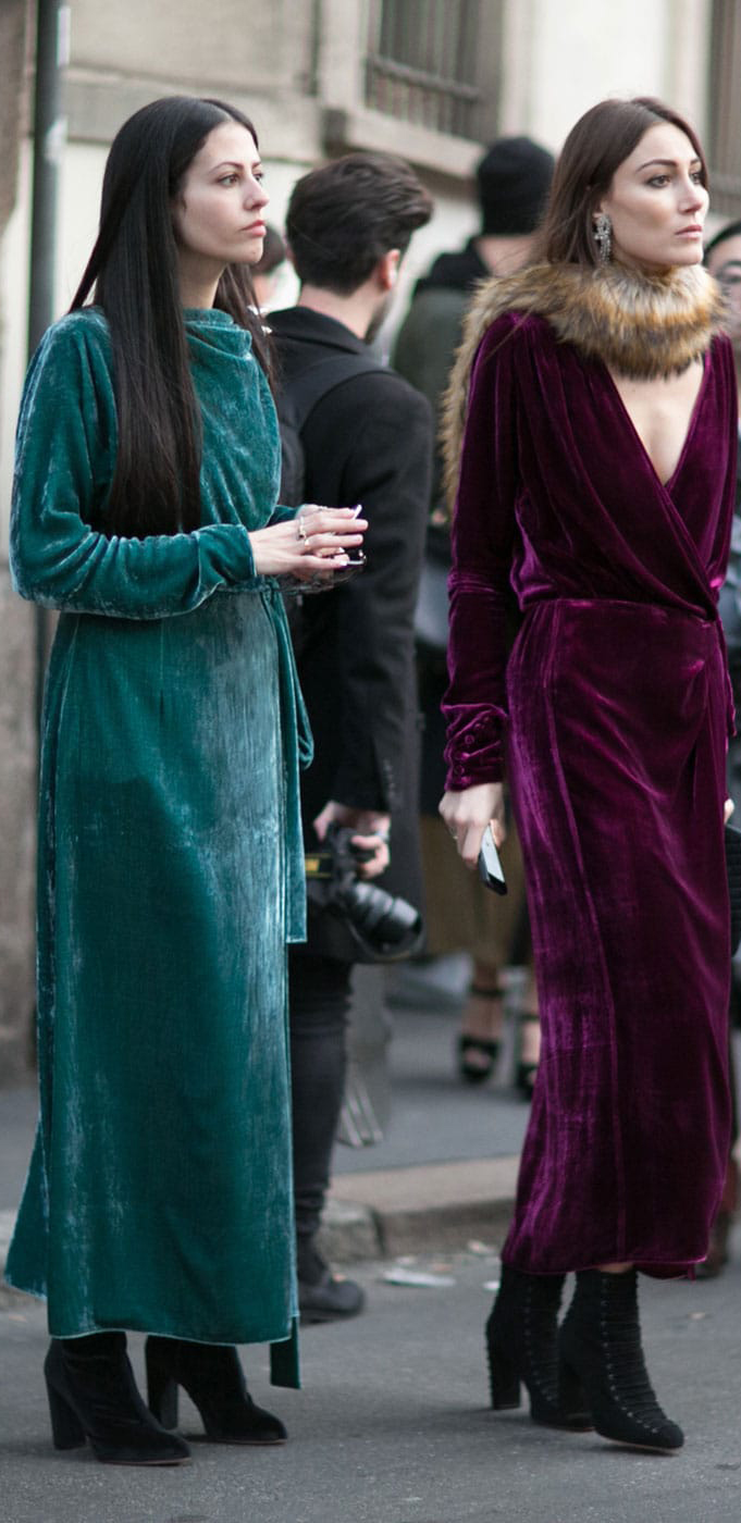 All the Best Street Style Looks from Milan Fashion Week
