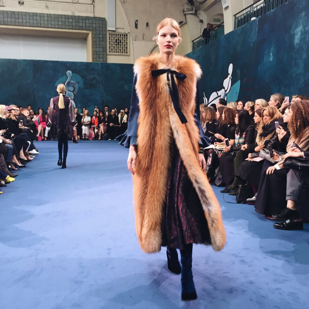 A Day in the Life of Boutique 1's Paula Reed at London Fashion Week