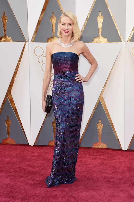 All the Best Red Carpet Gowns from the 2016 Oscars