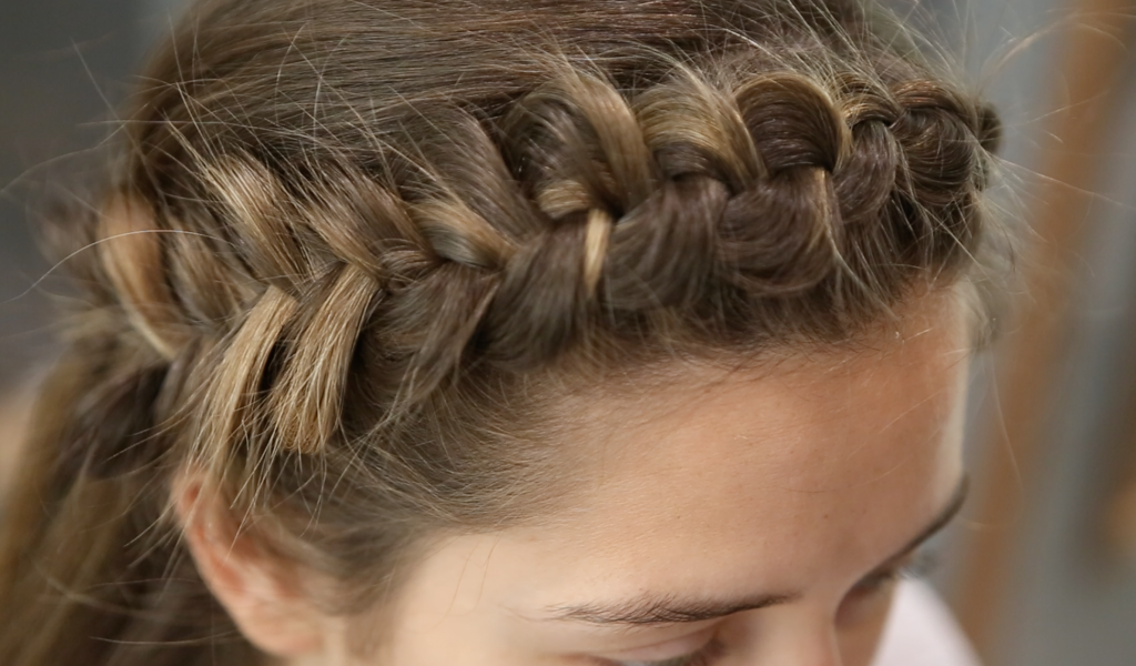 Your Weekend Hair Sorted: How to Create a Beautiful Braid Crown