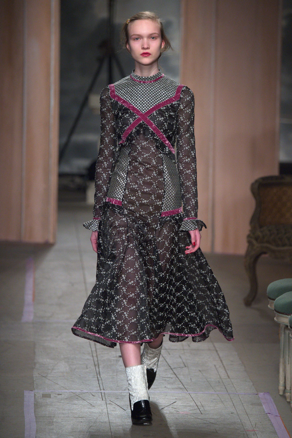 Erdem's Cinematic, Vintage-Inspired Collection for Fall/Winter 2016