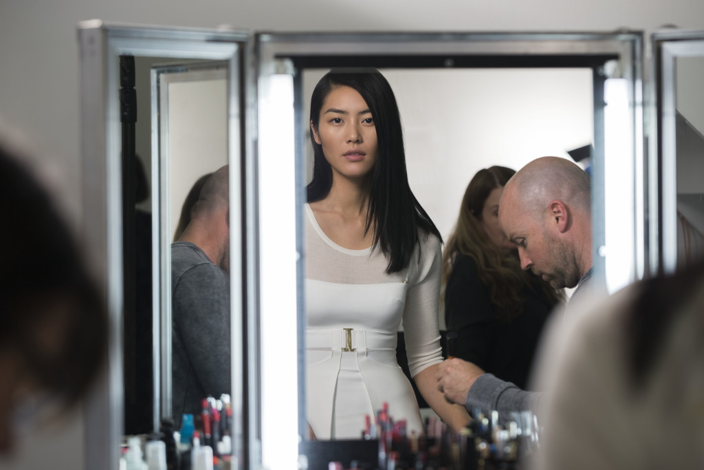 Top Model Liu Wen on the Importance of Lingerie