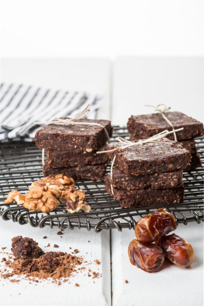 Raw Vegan Essentially Dubai Brownie