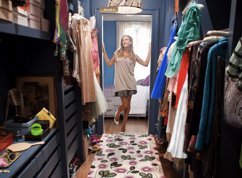 The Fashion Girl's Guide to Spring Cleaning (for Fall)